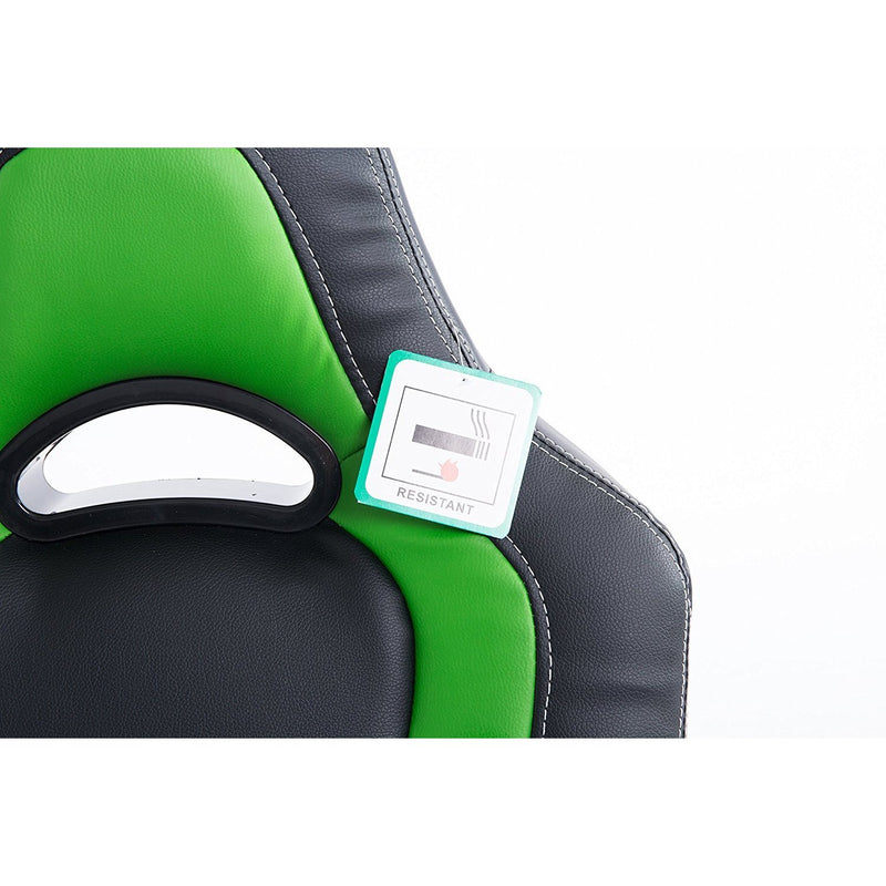 DaAls-Racing-Sport-Swivel-Office-Chair-in-Black-Green 6