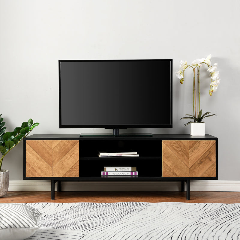 Brooklyn 140cm Wide TV Unit 2