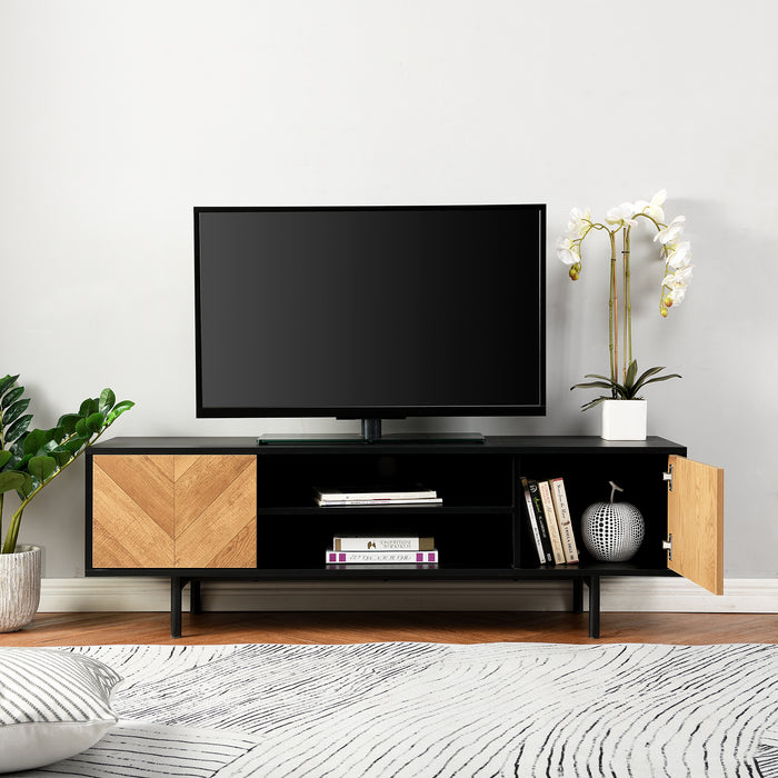 Brooklyn 140cm Wide TV Unit 3