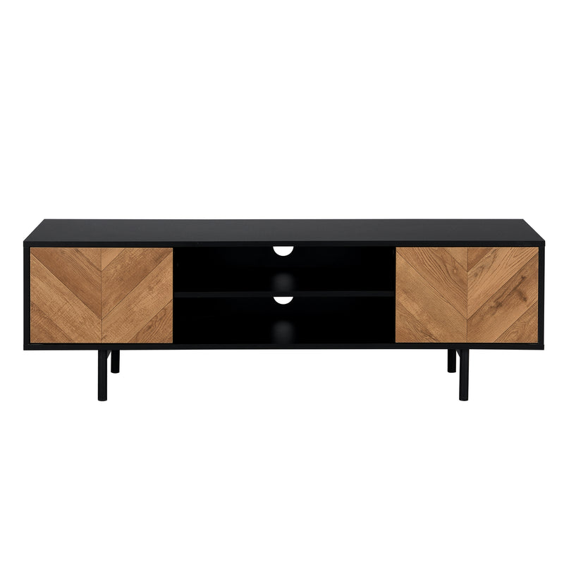 Brooklyn 140cm Wide TV Unit 4