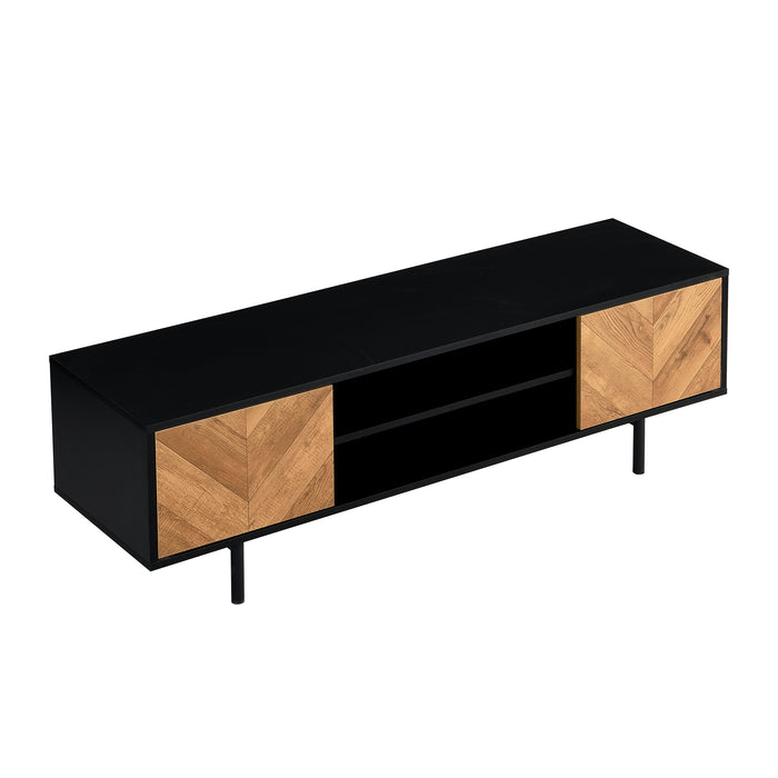 Brooklyn 140cm Wide TV Unit 6