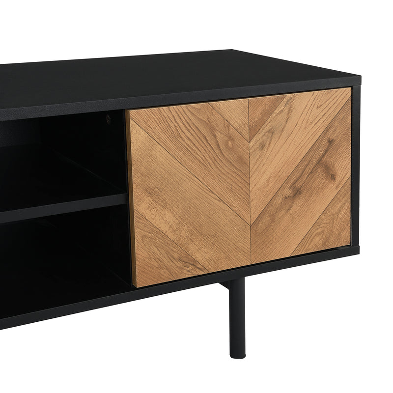 Brooklyn 140cm Wide TV Unit 7