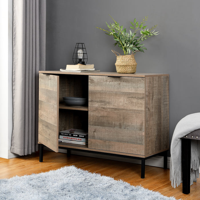 Selwyn 2 Door Storage Cabinet Sideboard 3