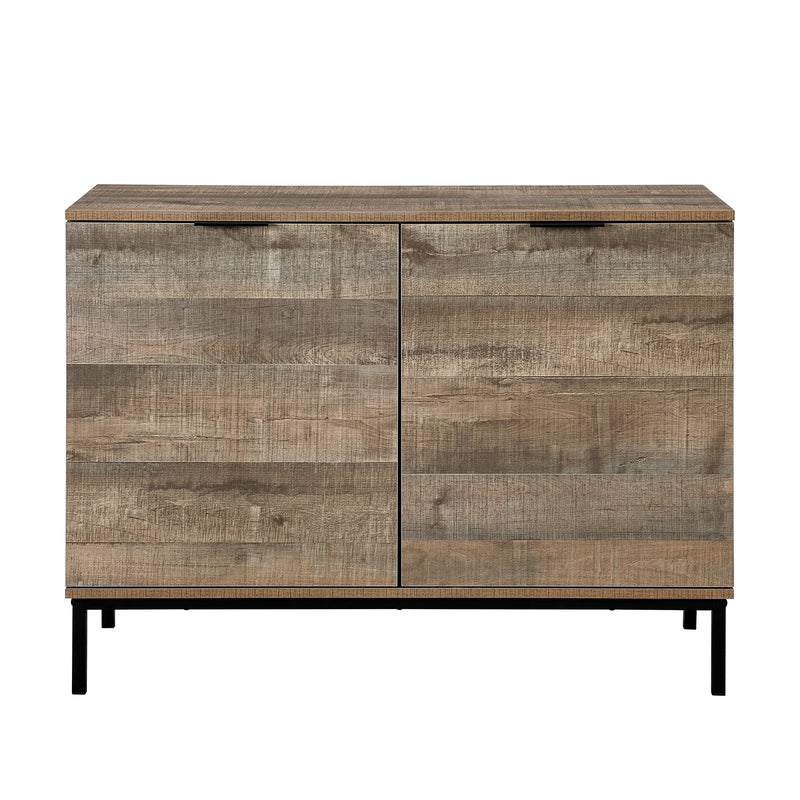 Selwyn 2 Door Storage Cabinet Sideboard 4