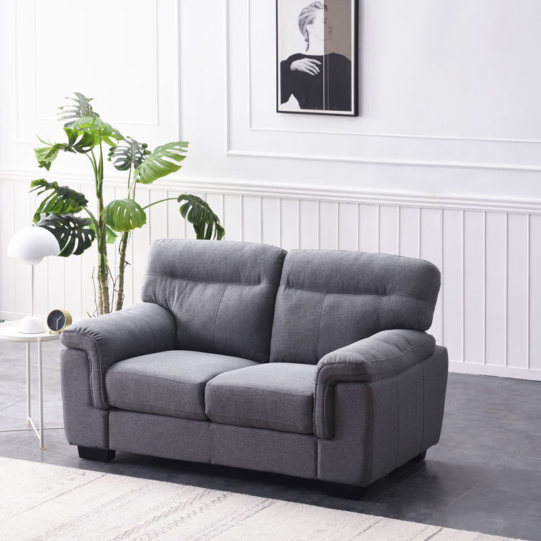 Meriden Sofa range in Grey Fabric