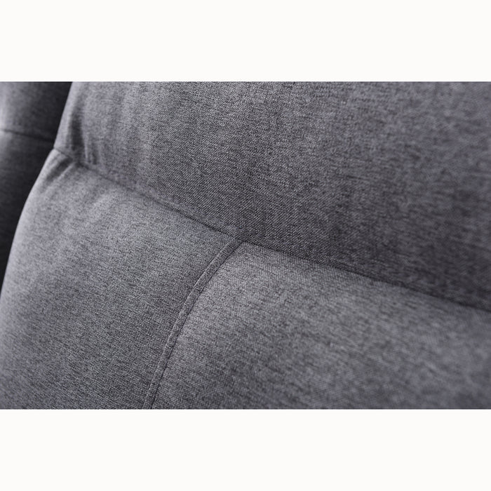 Meriden sofa range in Grey Fabric 10