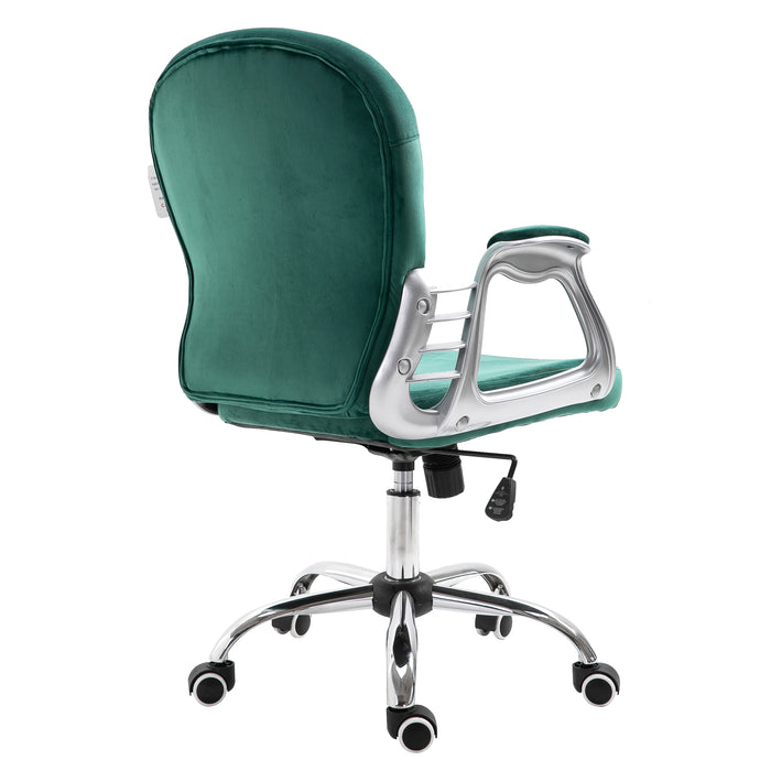 chesterfield-diamante-button-swivel-chair-with-chrome-feet-mo85-green-velvet-4