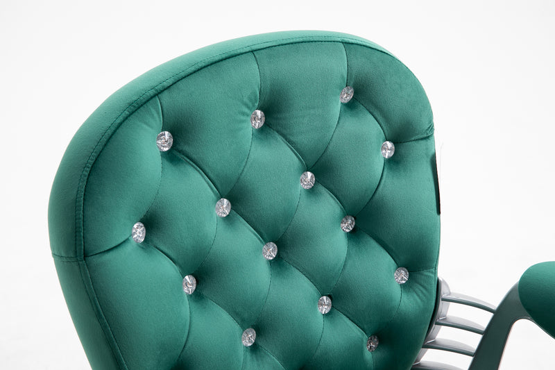chesterfield-diamante-button-swivel-chair-with-chrome-feet-mo85-green-velvet-5