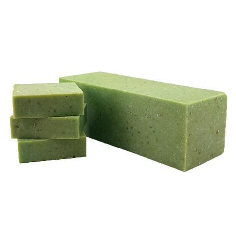 Jasmine Lime Scrub - Hand Made Soap - Bath - Syrah Home