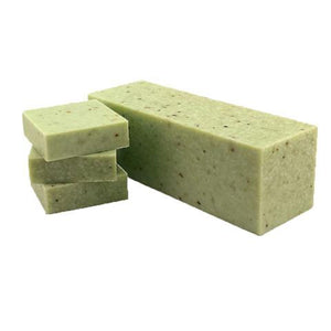 Wakame Scrub - Hand Made Soap - Bath - Syrah Home