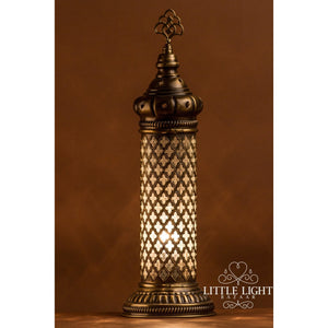Confessional, Moroccan lighting, Little Light Bazaar