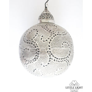 Esalia Moroccan Light Fixture, Moroccan lighting, Little Light Bazaar