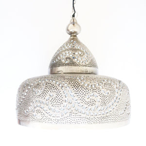 Haifa Moroccan Pendant Lamp, Moroccan lighting, Little Light Bazaar