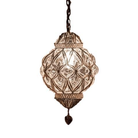 Marquess-pendants-littlelightbazaar-Filigree pendant - large I-Little Light Bazaar