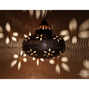 Nama Moroccan Ceiling Light-pendants-Little Light Bazaar-Little Light Bazaar