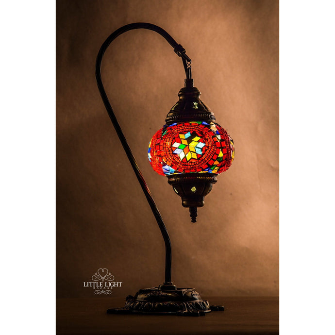 Ring of Fire (Small Globe), Moroccan lighting, Little Light Bazaar