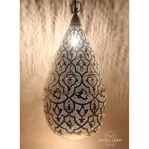 Sheena Moroccan Pendant Light, Moroccan lighting, Little Light Bazaar