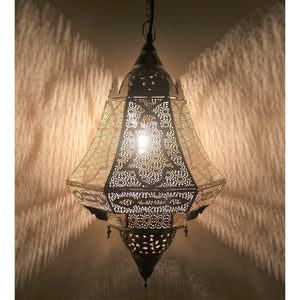 Udaipur Moroccan Light Pendant, Moroccan lighting, Little Light Bazaar
