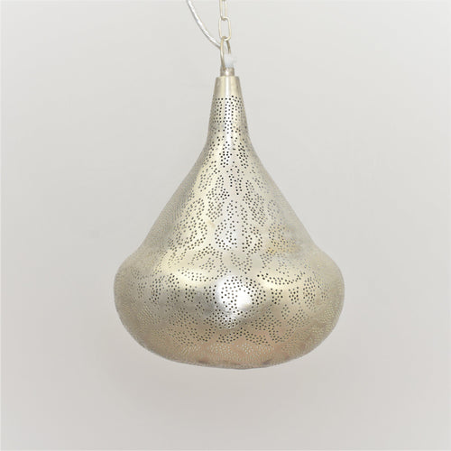 Yasmin Mini Pendant, Moroccan lighting, Little Light Bazaar