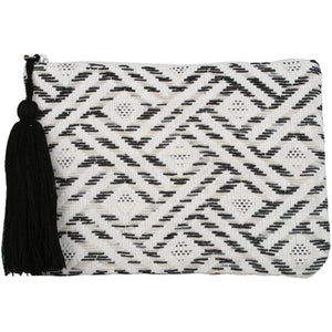Pocketbook/Clutch Purse - Black Diamond