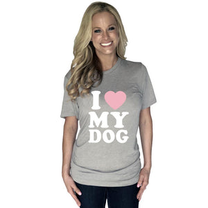 Katydid Love my Dog Wholesale T-Shirts