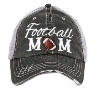 Katydid Football Mom Wholesale Trucker Hats