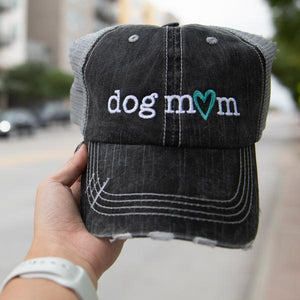 Dog Mom Trucker Hats