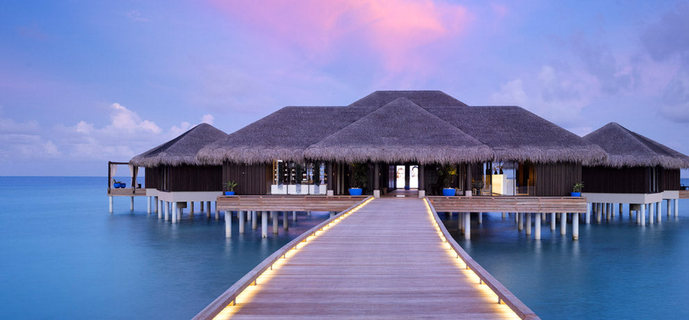 SPA MY BLEND BY CLARINS PRIMÉ AUX MALDIVES !