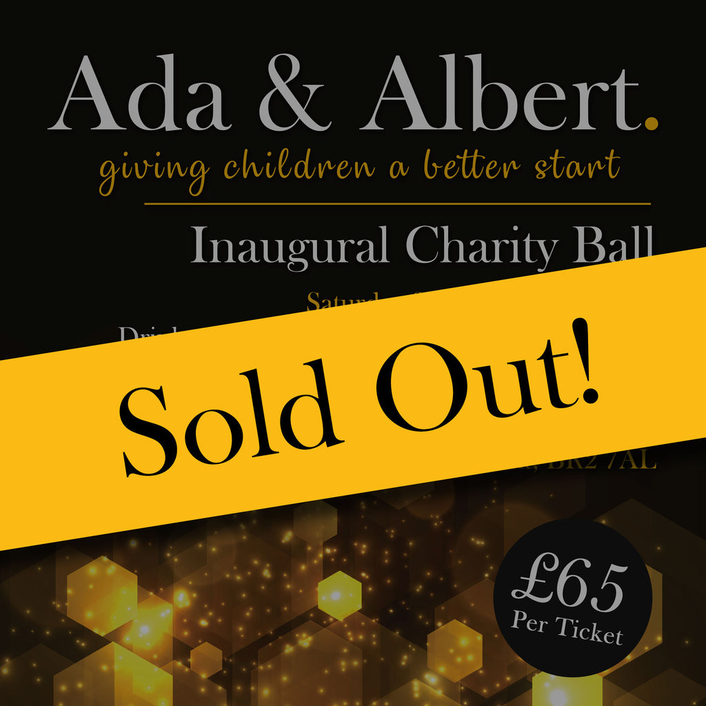 Charity Ball Tickets Sold Out!