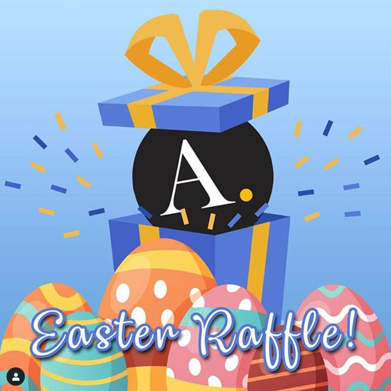 Celebrate Easter with our charity raffle!