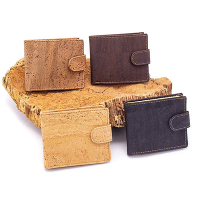 Cork Wallets, The Alternative To Animal Leather