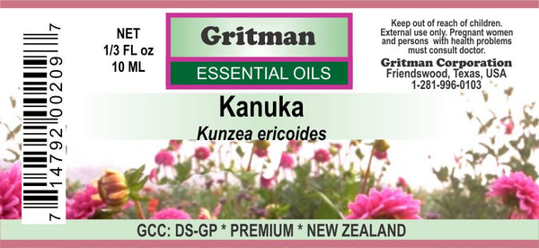 Kanuka Essential Oil