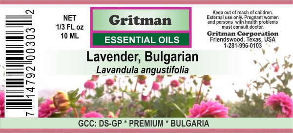 Lavender, Bulgarian Essential Oil
