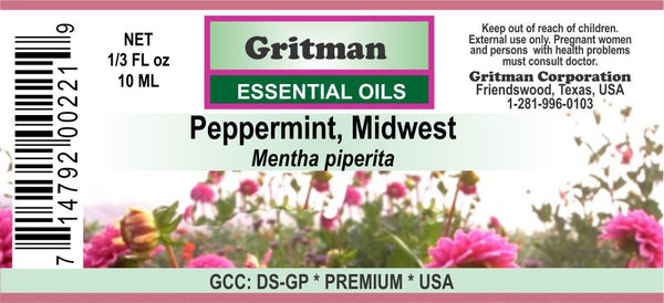 Peppermint, Midwest Essential Oil