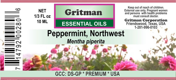 Peppermint Essential Oil (NorthWest)