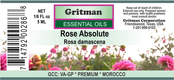 Rose Essential Oil (Absolute)