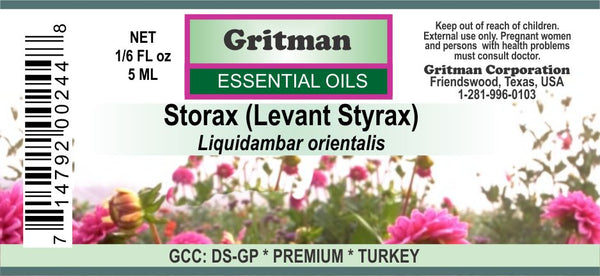 Storax Essential Oil