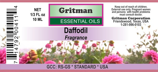 Daffodil Fragrance (1/3 oz)