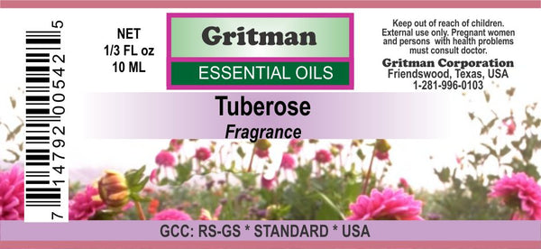 Tuberose Fragrance (1/3 oz)