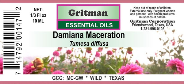 Damiana Maceration