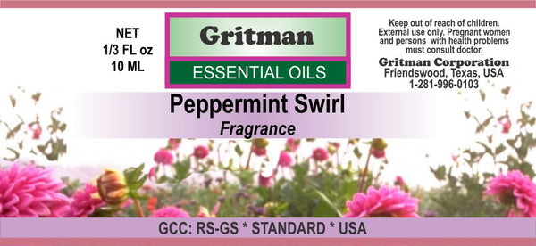 Peppermint Swirl Fragrance (1/3 oz)