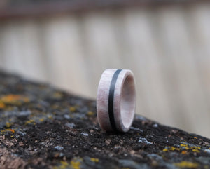 Proto - Deer Antler and Carbon Ring