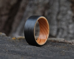 The Hayseed – Barnwood Ring