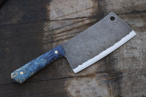 Blue Maple Cleaver