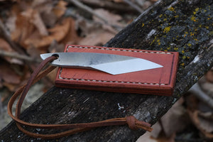 The Traveller - File Steel Dashi Knife