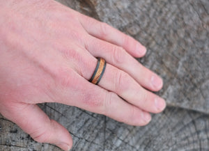Forrest – Maple Wood Ring