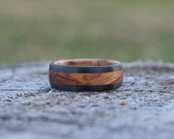 The Forrest – Maple Wood Ring