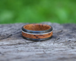 The Calla - Rum Barrel and Antler Ring