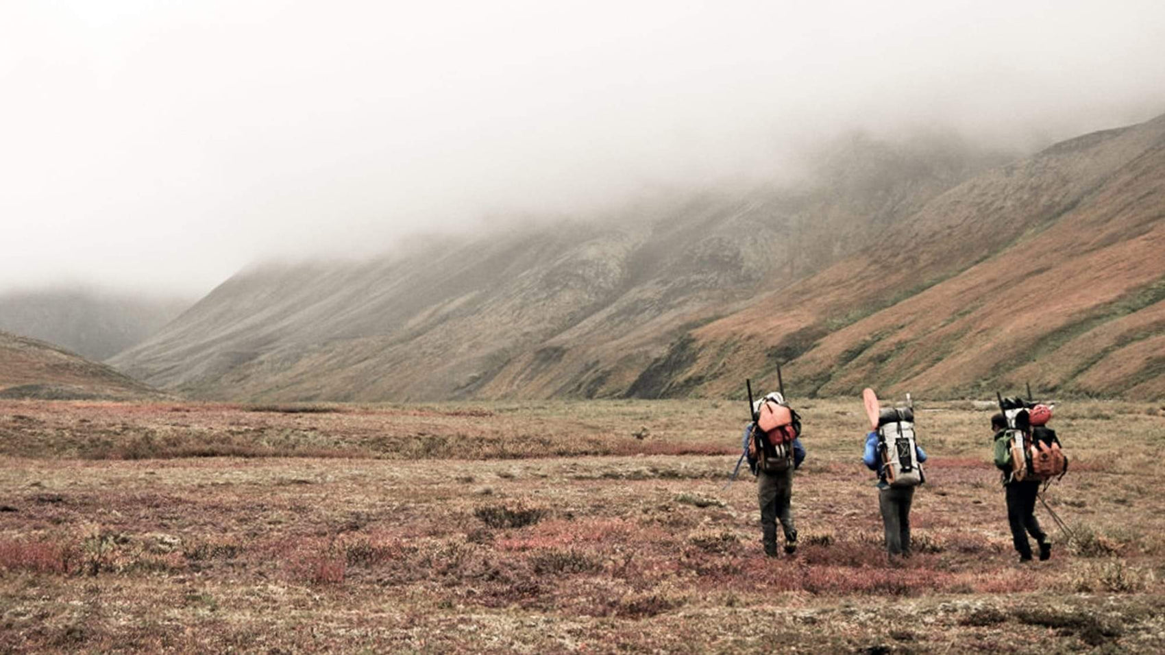 Leave No Trace Principles in Alaska's Arctic Wildlife Refuge
