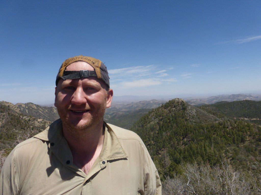 Peter on the CDT – Emory Pass to Doc Campbells (Segment 3)